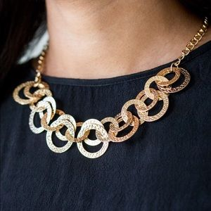 Jewelry - Treasure Tease - Gold | Necklace